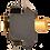 Thumbnail: KeyMod Quick Release Bipod Adapter MTKMQR-BA