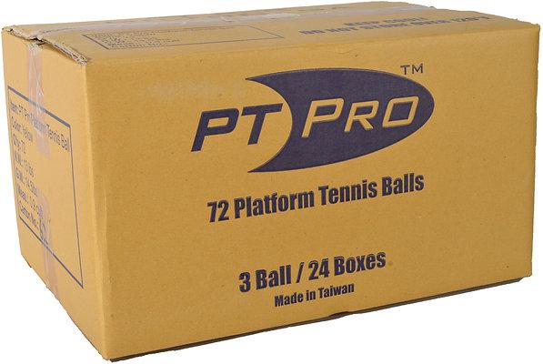 72 PT Pro Ultra Dura Winter Ball, 24 sleeves @  $9.37 per sleeve