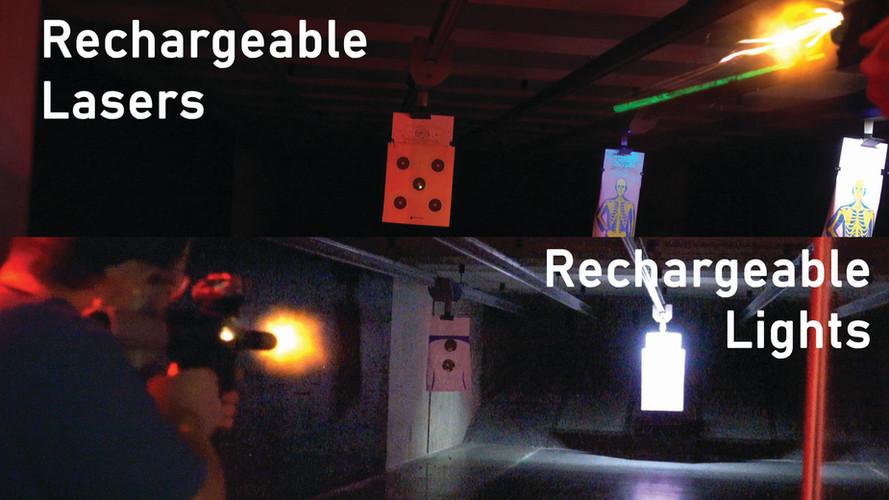 Rechargeaable Revolution