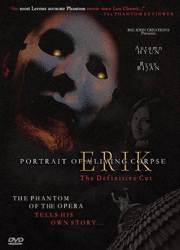 Erik: Portrait of a Living Corpse DVD