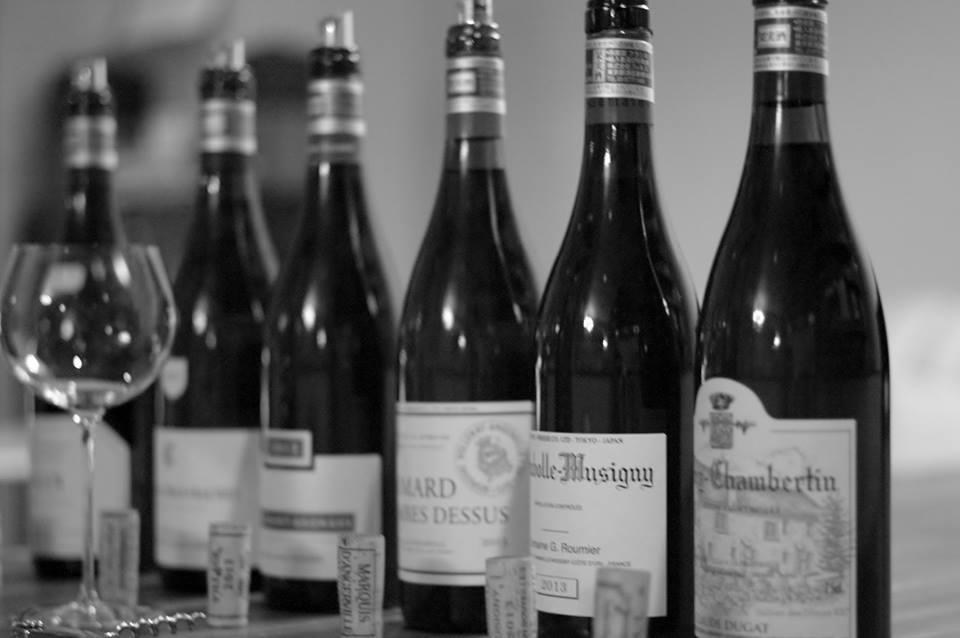 ワイン試飲販売会(2016年3月18日)