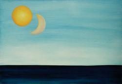 sun and moon talking