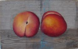 2 nectarines