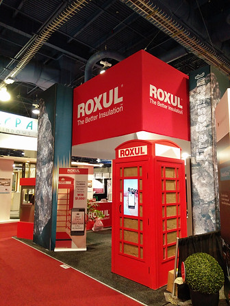 Roxul Phone Booth