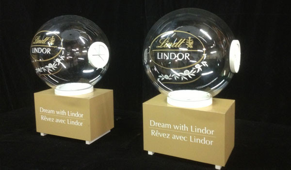 Lindt Ball Poppers