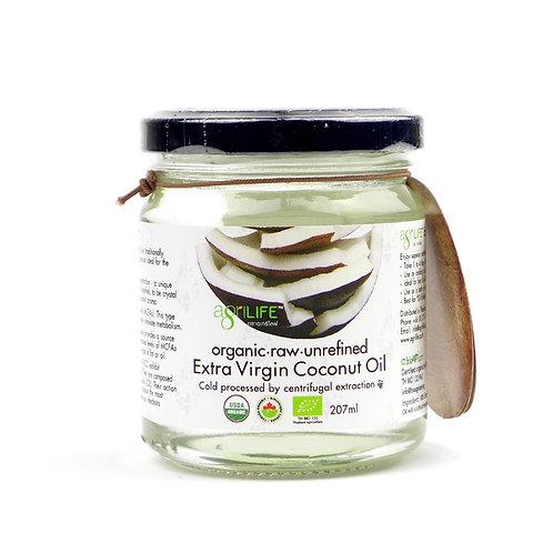 Organic Extra Virgin Coconut Oil 207ml