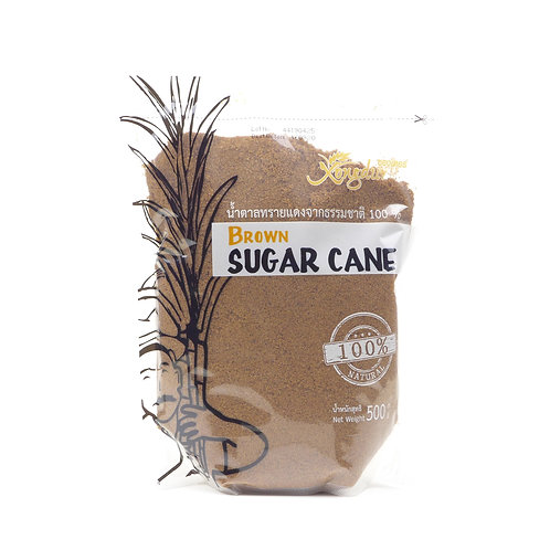 Thailand Brown Cane Sugar - Natural 100%