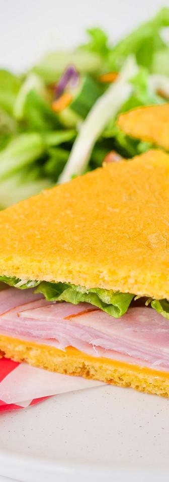 Keto Cold Cut Sandwich