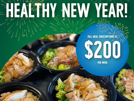 Healthy New Year! (New Year's Special)