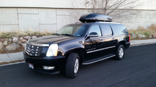 Private Airport Shuttle To Park City