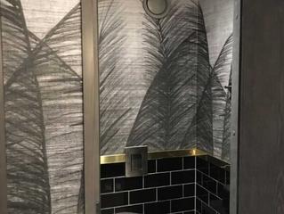Scandin Simonkenttä ravintolamaailma - Wall&Déco tapetit