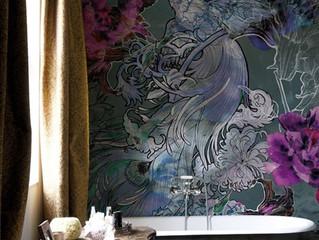 Kylpyhuonetapetti Mystical Dream