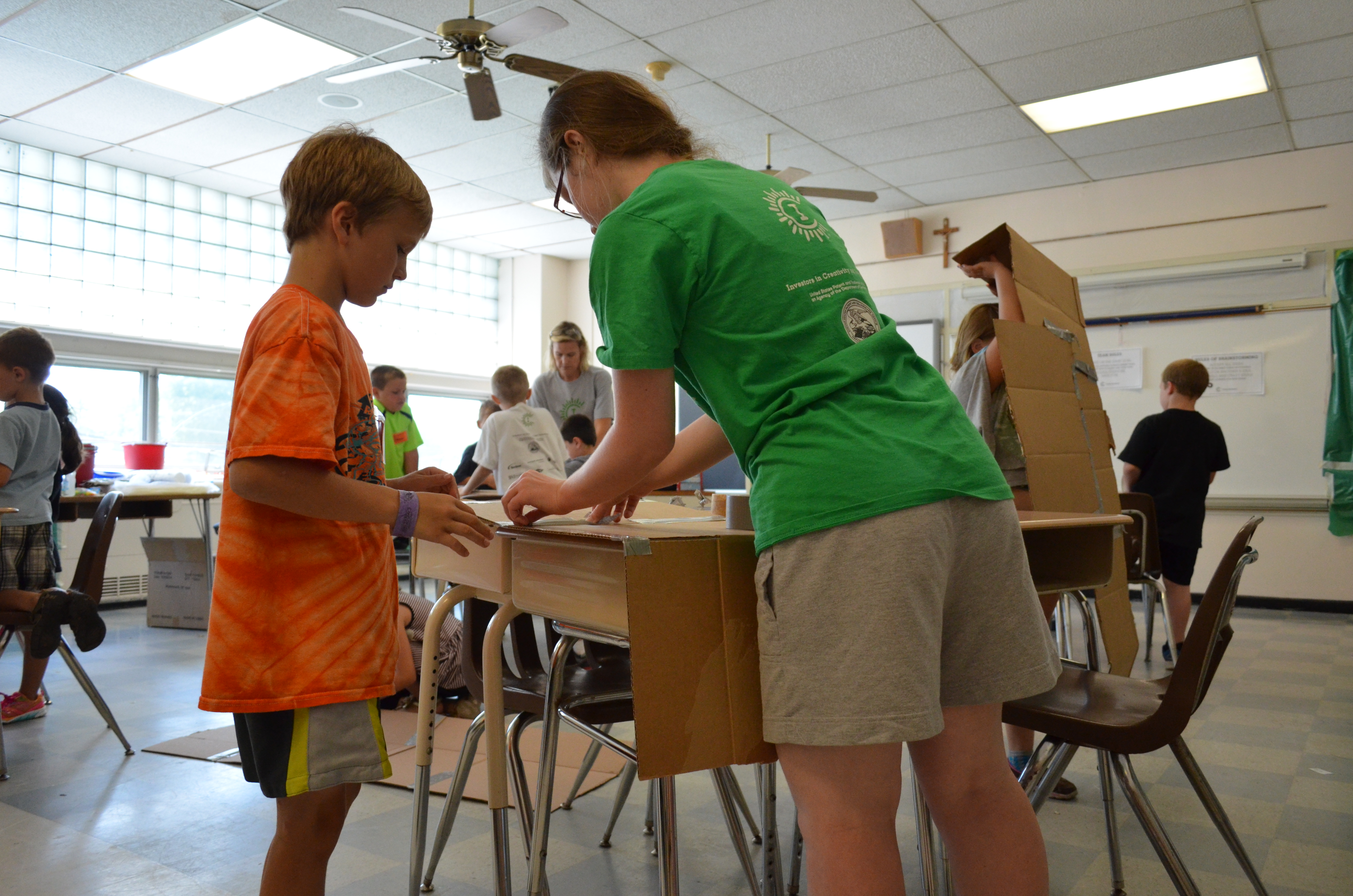 Camp Invention South Jersey