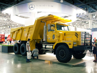 Mercedes-Benz Trucks Vostok