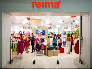 Москва24 об открытии нового магазина Reima