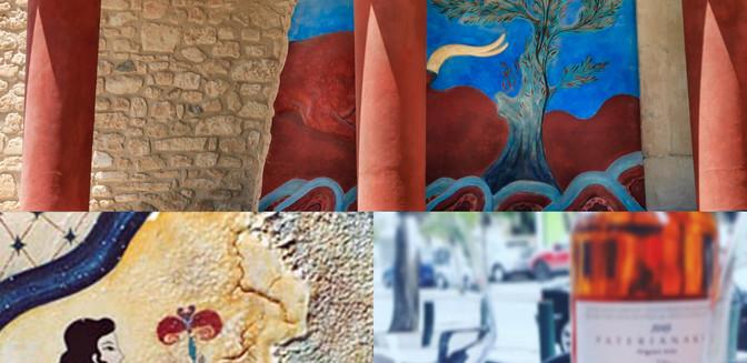Minoan Masterpieces private luxury vehicle tour