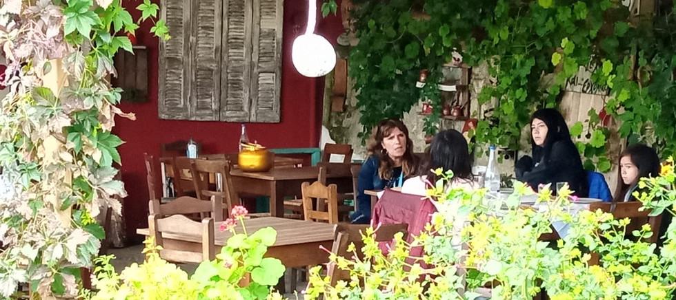 Lunch stop Authentic Crete
