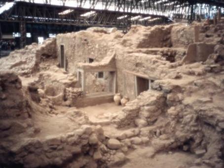 Prehistoric City of Akrotiri