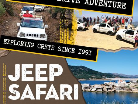 The Greatest Adventure Jeep Safari