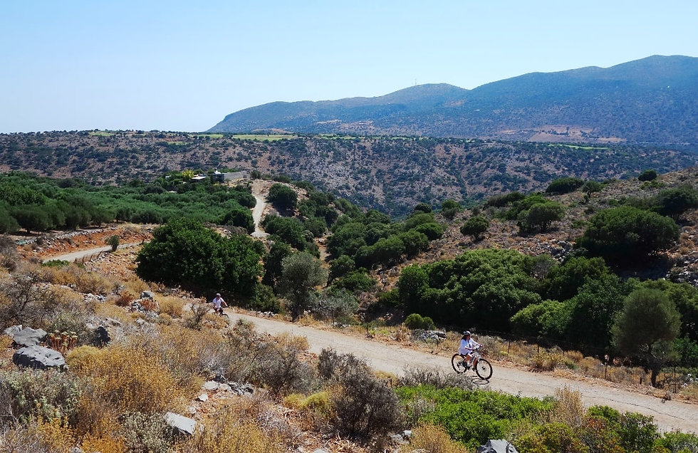 canyons-and-villages-ebike-tour-Crete-Kr
