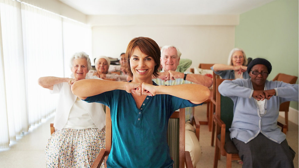 Top 10 Ways for Seniors to Stay Active and Healthy at Home this Spring