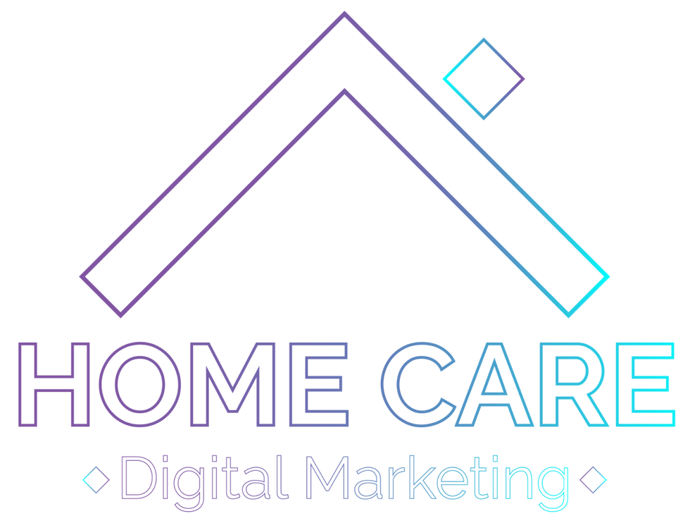Home Care Agency Marketing Logo