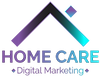 Home Care Digital Marketing Logo