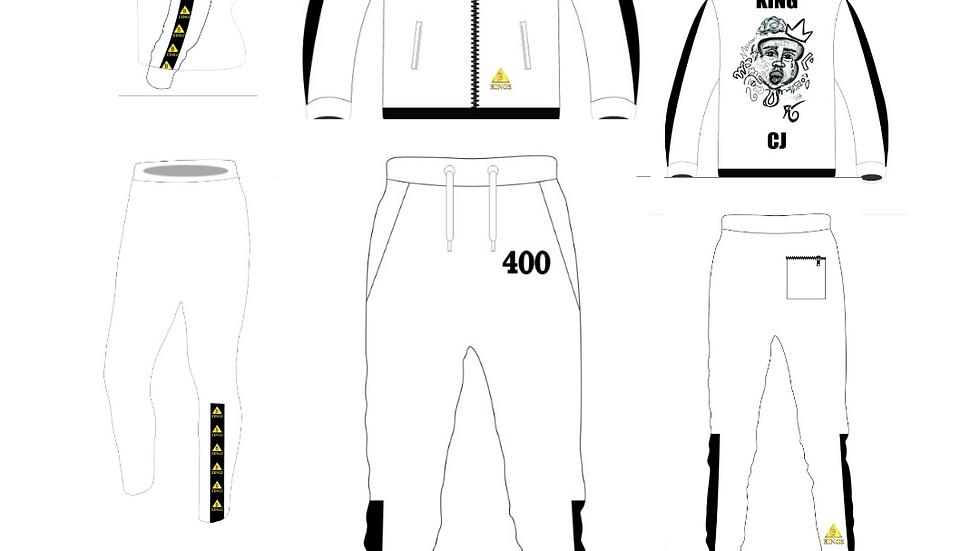 Black Love Super Suit (Customizable Name Placement