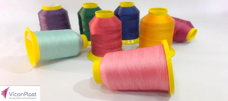 linha de costura atacado viconplast tecidos e aviamentos