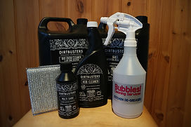Oven & appliance cleaning products