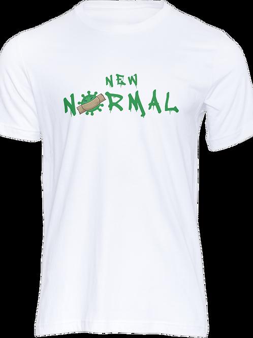 Camiseta New Normal Blanca