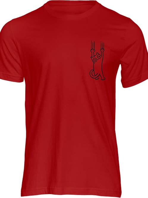 Camiseta Kittie Roja