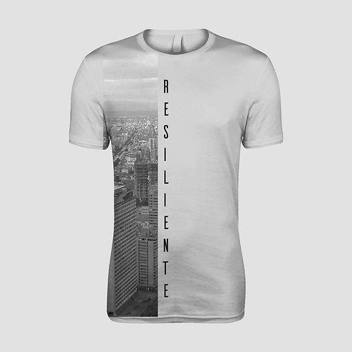 Camiseta resiliente