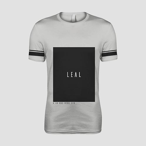 Camiseta LEAL