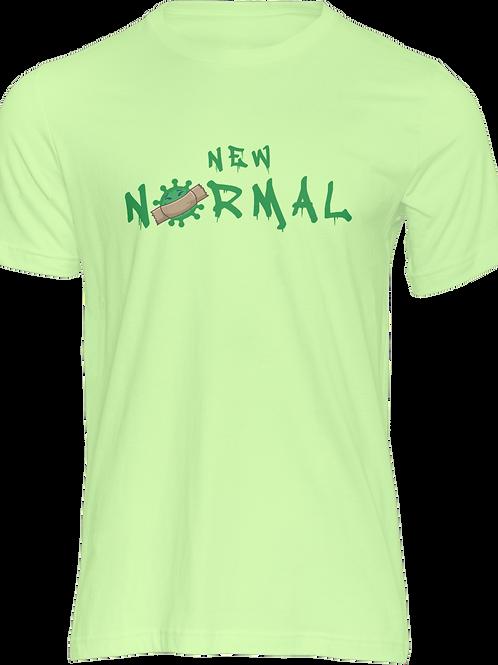 Camiseta New Normal Verde