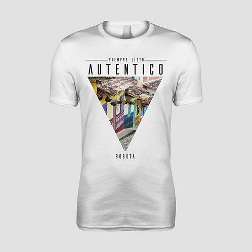 Camiseta siempre autentico