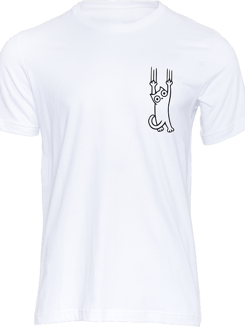 Camiseta Kittie Blanca