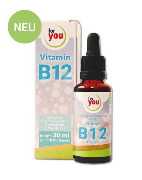 Janine Berger Olympia for you ehealth Vitamin B12 Nahrungsergänzungsmittel