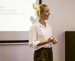 Janine Berger Vortrag