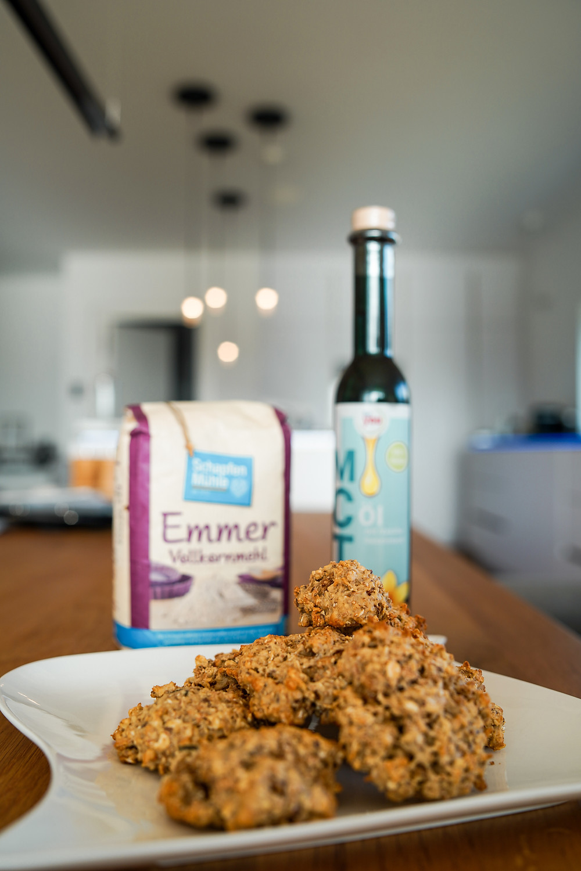 Hafer Cookies Janine Berger Rezept Turnerin
