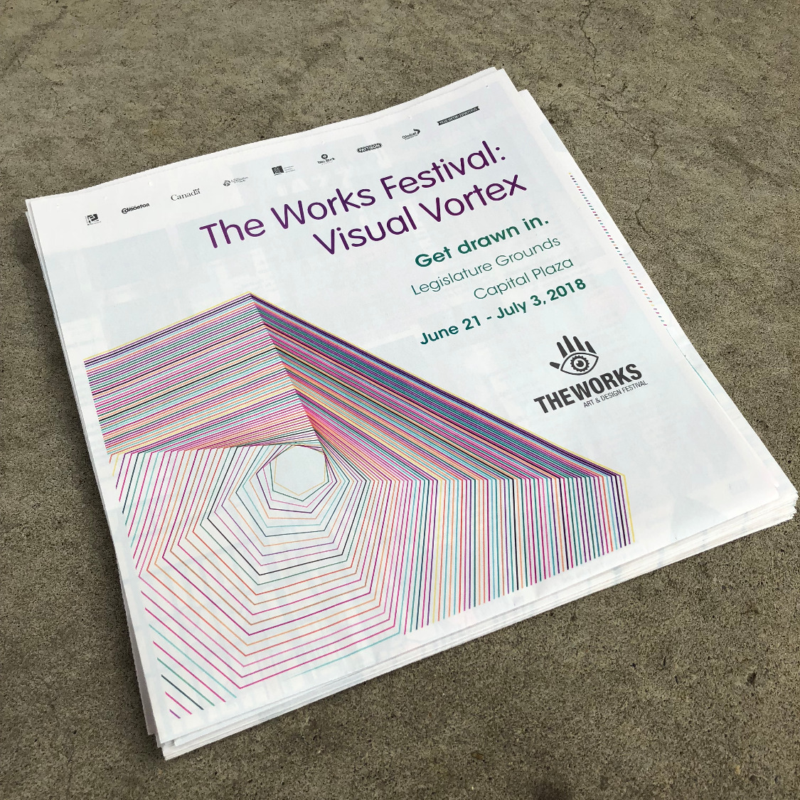 The Works Guide 2018