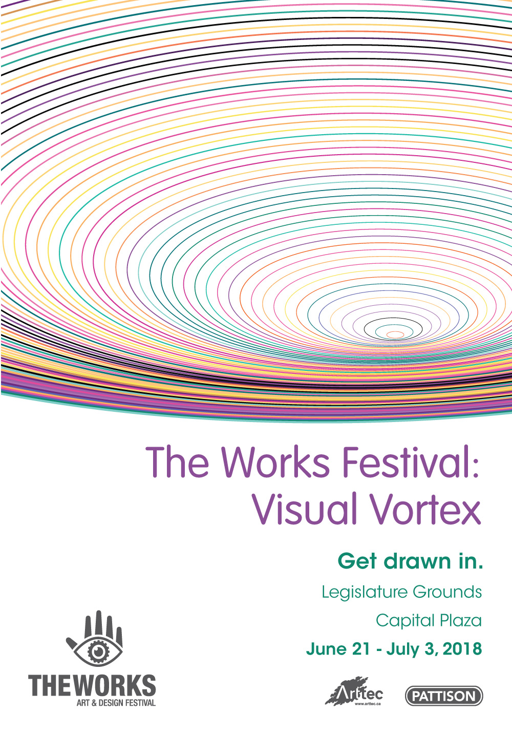 The Works Festival Campaign 2018