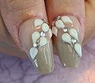 Agrylic Design Nails Naturals 1