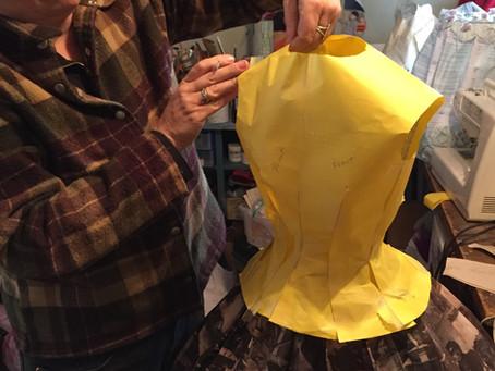 It looks like Fabric!