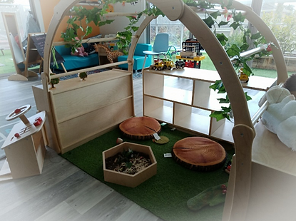 Toddlers Childcare Room