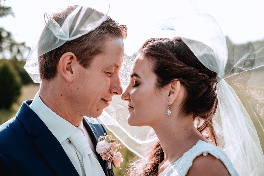 svatební focení při západu slunce Helvíkovice