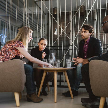 Diversity In The Workplace Creates An Environment And Helps Fosters  Creativity And  Collaboration