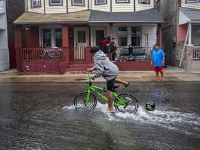 Climate Change's Increased Impact on Low Income Neighborhoods