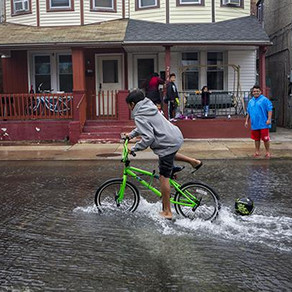 Climate Change's Increased Impact on Low Income Neighborhoods