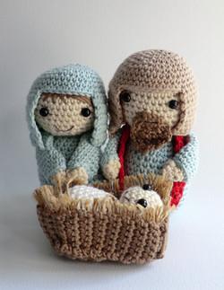 nativity mary and joseph